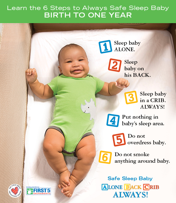 Infant Sleep Black Child Legacy Campaign Bclc