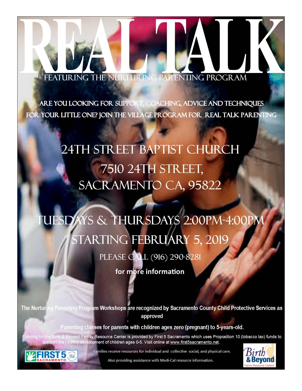 Real Parents Real Talk About Kids And >> Real Talk Parenting Class Black Child Legacy Campaign Bclc